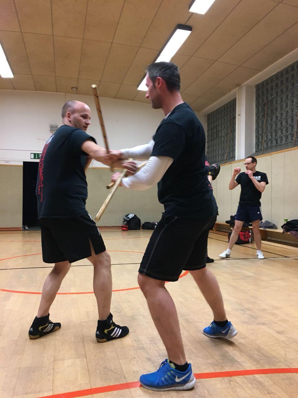Inosanto Kali Training